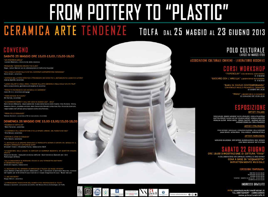from pottery to plastic copia