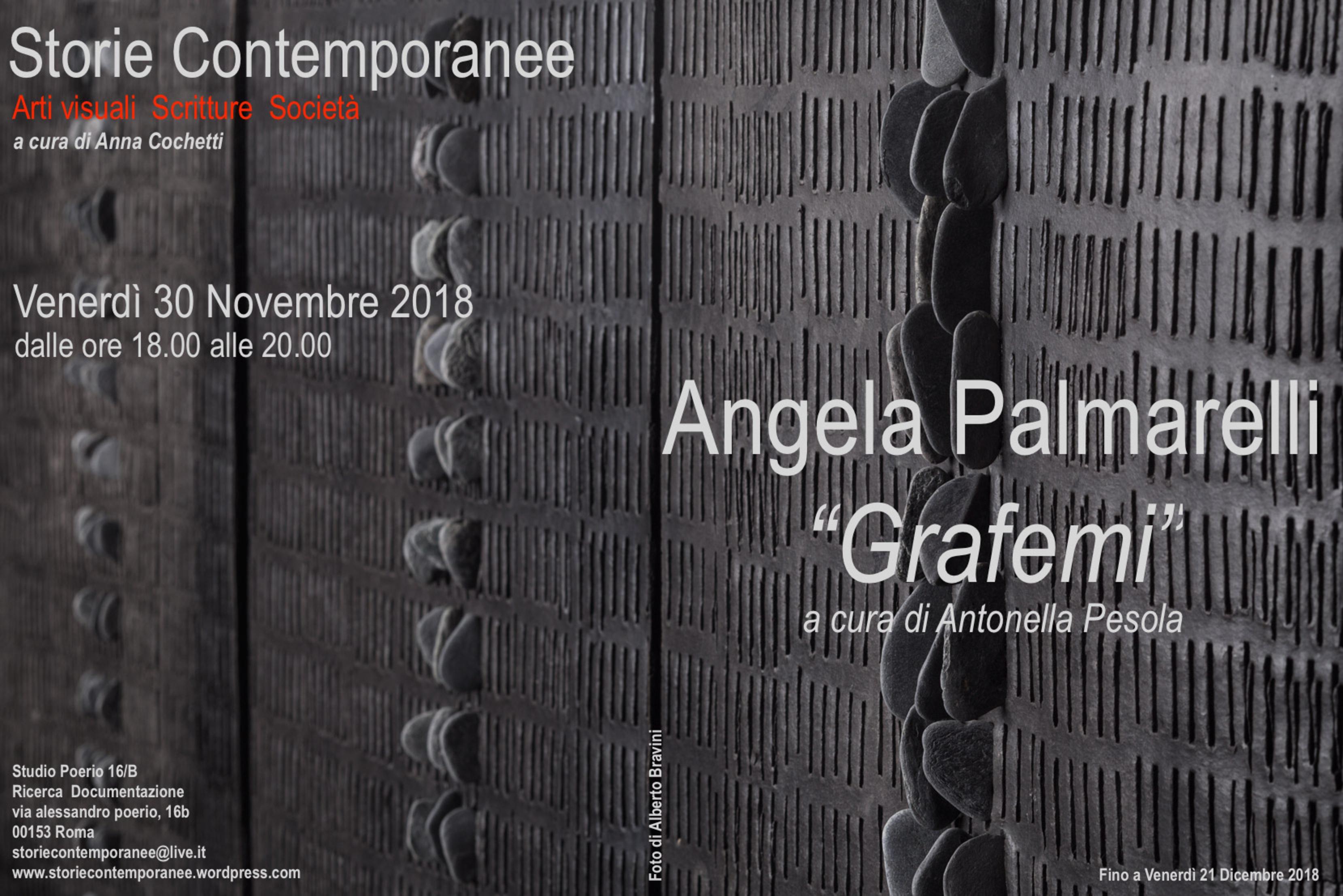STORIE CONTEMPORANEE invito - ANGELA PALMARELLI - GRAFEMI - INVITO 1-001